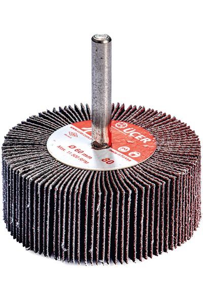 Üçer Zımpara Saplı Mop Zımpara 40 x 20 - 40 Kum