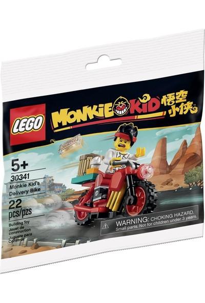 LEGO Monkie Kid 30341 Monkie Kid'in Teslimat Bisikleti