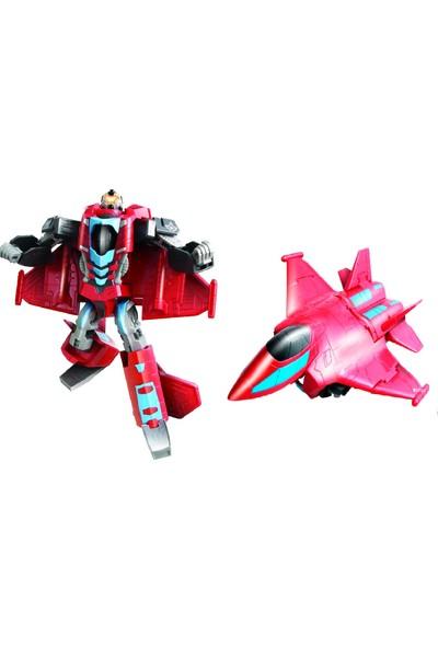 Sunman M.a.r.s. Dönüşebilen Oyuncak Robot Uçak Jet Fighter