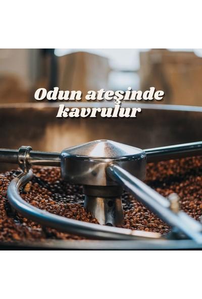 Trescol Filtre Kahve Barista Berthe Harmanı Kağıt Filtre Için Öğütülmüş (Guatemala-Ethiopia-Kenya) 3 x 250 gr