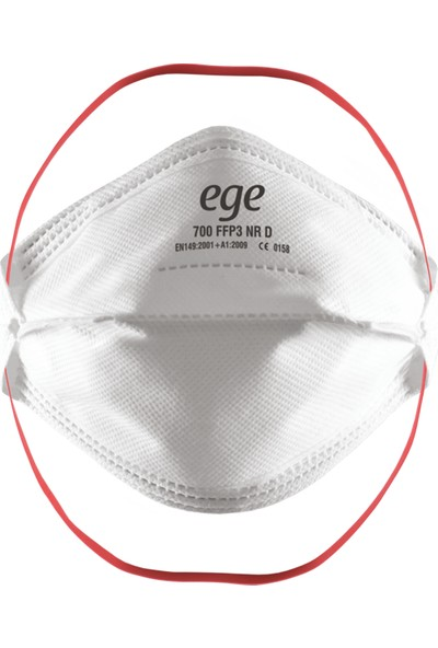 Ege 700 Ffp3 N95 Ventilsiz Maske 25'li