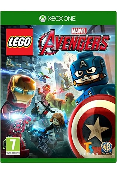 LEGO Marvel's Avengers Xbox One Oyun