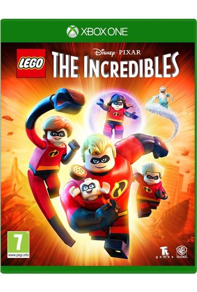 LEGO Incredibles Xbox One Oyun