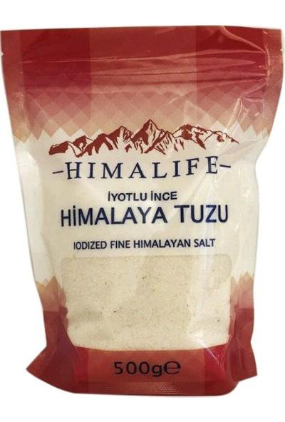 Himalife Iyotlu Ince Himalaya Tuzu 500 gr
