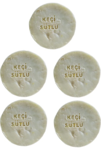 Pakel Keçi Sütlü Sabun 185 gr 5'li Paket