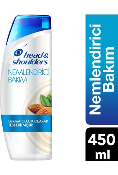 Head & Shoulders Şampuan Ekstra Nemlendirici Bakım 400 ml