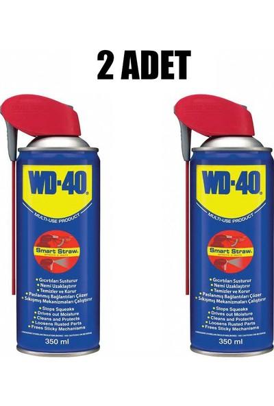 WD-40 Çok Amaçlı Sprey - 350 Ml X 2 Adet