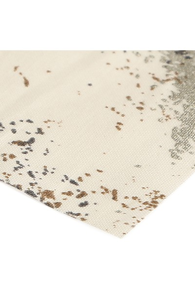 Eno Concept Mermer Desenli Pamuk Kolay Temizlenebilir Leke Tutmaz Masa Örtüsü 140 x 200 cm