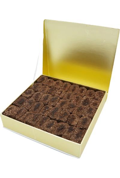 Selimzade Beyzade Çikolata Dolgulu Lokum 1250 G (Sedef Kutu)