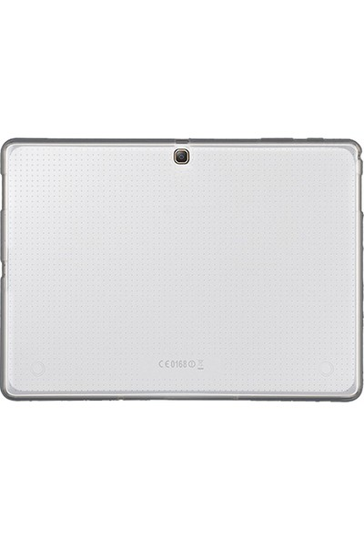 "Esepetim Samsung Galaxy Tab4 T530 Silikon Şeffaf Tablet Kılıf Seti (10.1"") Ekran Koruyucu ve Tablet Kalemi"