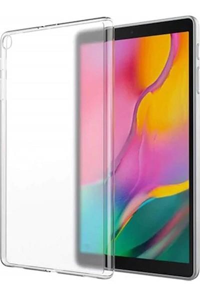 """Esepetim Samsung Galaxy Tab A SM-T510 Silikon Şeffaf Tablet Kılıfı (10.1"""")"""