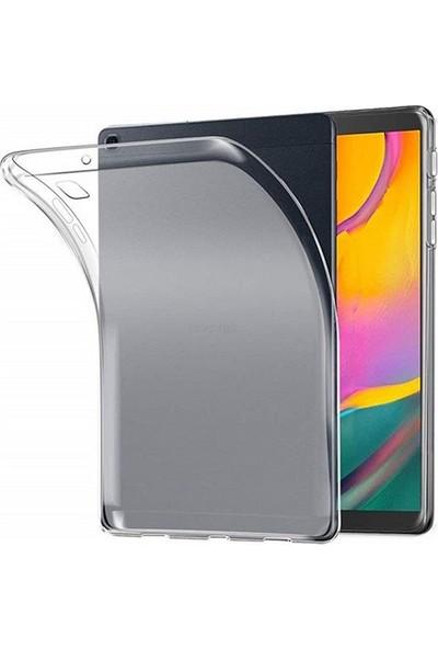"""Esepetim Samsung Galaxy Tab A SM-T290 Silikon Şeffaf Tablet Kılıfı (8"""")"""