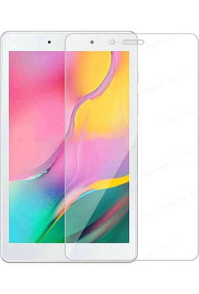 """Esepetim Samsung Galaxy Tab A SM-T290 Ekran Koruyucu Cam (8"""")"""