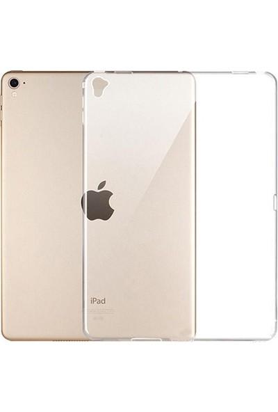 """Esepetim Apple iPad Pro Silikon Şeffaf Tablet Kılıfı 9.7"""" A1673,A1674,A1675"""