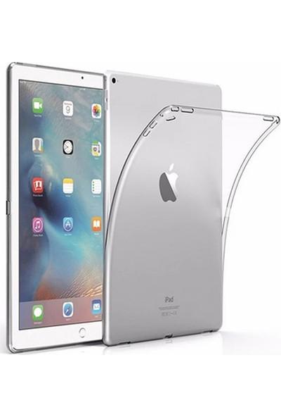 Esepetim Apple iPad 6. Nesil Silikon Şeffaf Tablet Kılıfı A1822,A1823, A1893, A1954