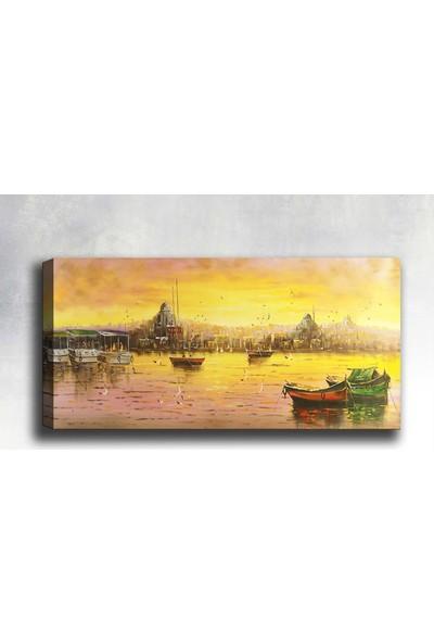 Shop365 İstanbul Kanvas Tablo 45 x 30 cm SB-99807