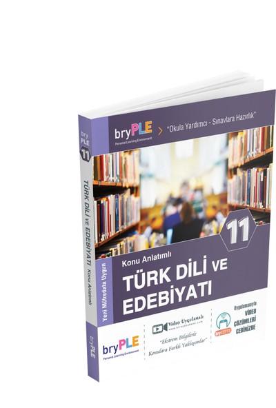 PLE 11.Sınıf Türk Dili ve Edebiyat Konu Anlatımlı