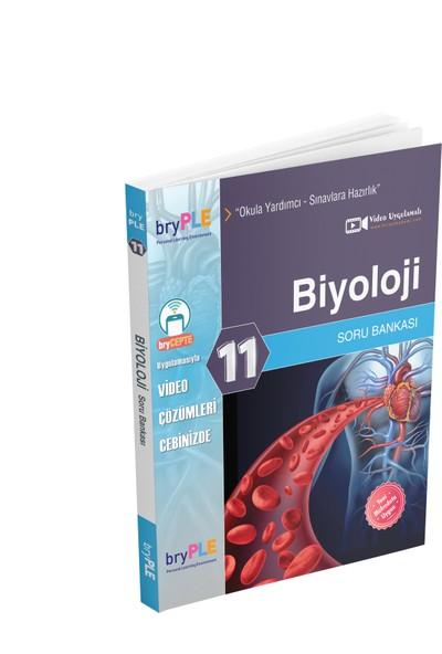 PLE 11.Sınıf Biyoloji Soru Bankası