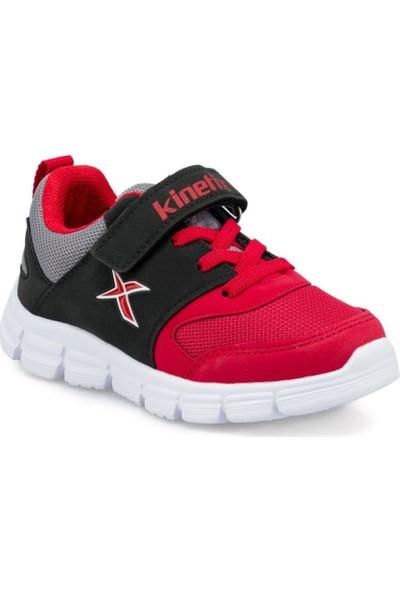 Kinetix Roysı Kırmızı-Siyah Erkek Çocuk Günlük Spor Ayakkabı