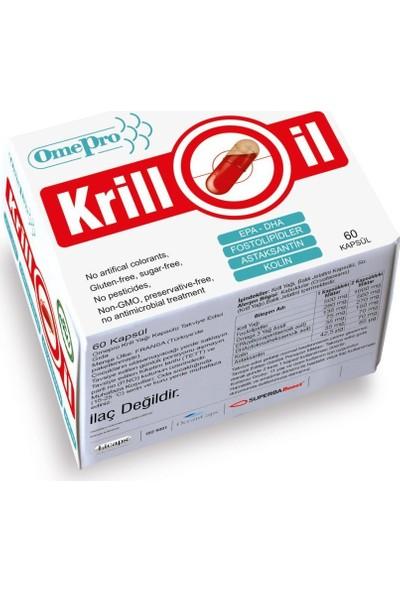 Anti Omepro (Krill Yağı) Omepro®
