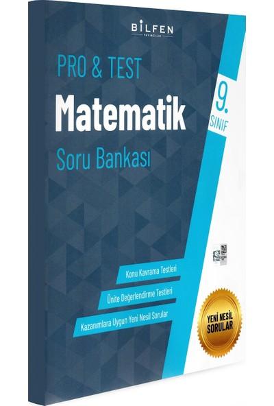 Bilfen Yayınları 9. Sınıf Pro & Test Matematik Soru Bankası