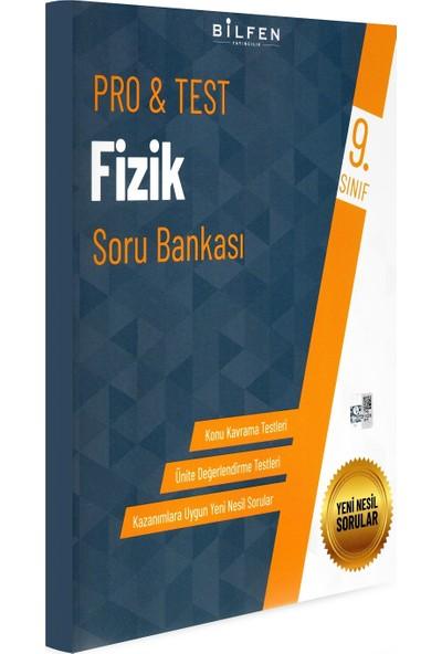Bilfen Yayınları 9. Sınıf Pro & Test Fizik Soru Bankası