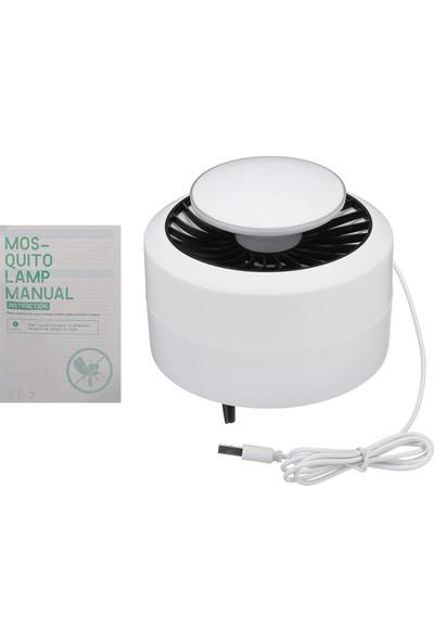 Insma LED USB Fotokatalizör Sivrisinek Böcek Kovucu Lamba (Yurt Dışından)