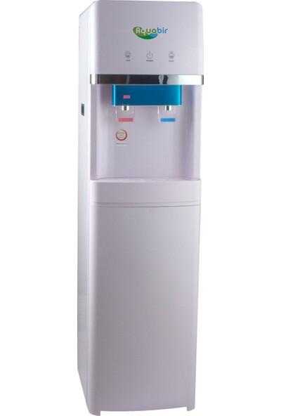 Aquabir Arıtmalı Su Sebili 5 Aşamalı Pompalı