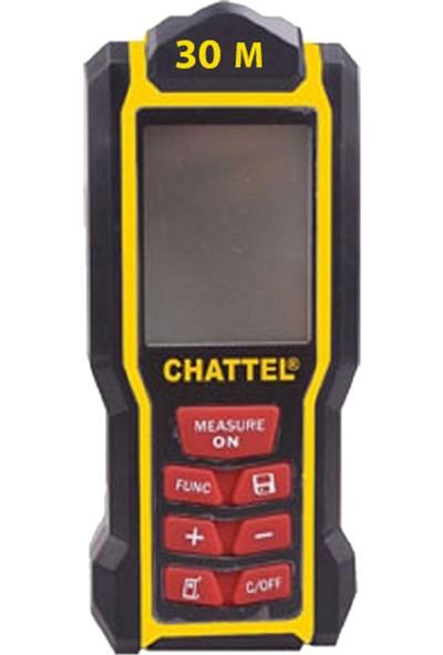 Chattel Lazer Metre 30 Mt