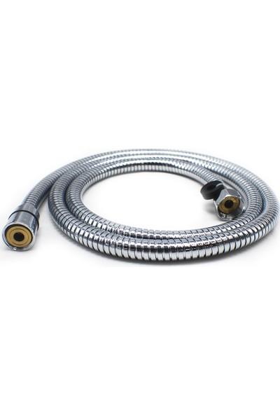 Çapa Duş Spiral Hortumu Kopmaz-Yırtılmaz (150-190 Cm)