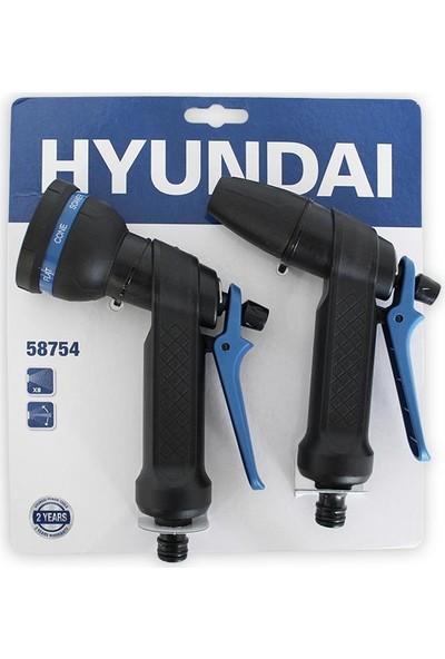 Hyundai 58754 Su Tabancası Seti 2 Parça