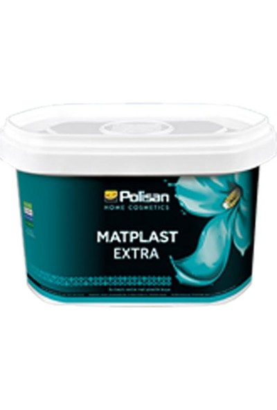 Permolit Matplast Extra Mat Beyaz 2,5 Lt