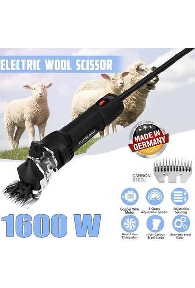 Sheep Clipper 1600W Professıonel Koyun Kırkım Makinası