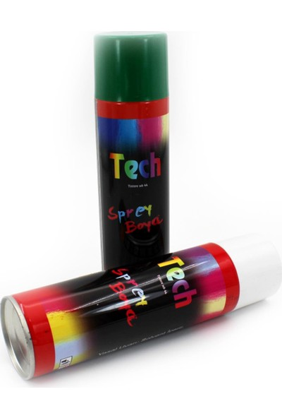Tech 170 Gr. Sprey Boya St02323