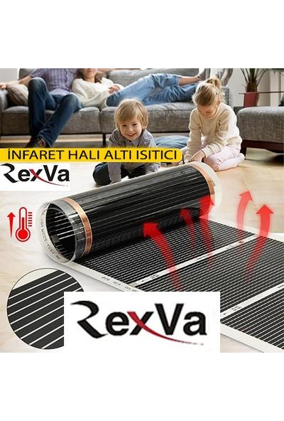 Wd Rexva 3 Adet 25X80 Karbon Isıtıcı Film+Analog Termostat Kablolu