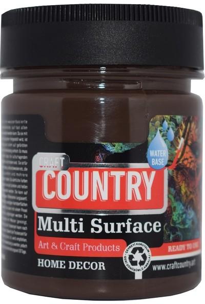 Craft Country Multi Surface Hobi Boyası 550 cc 1042 Vişne