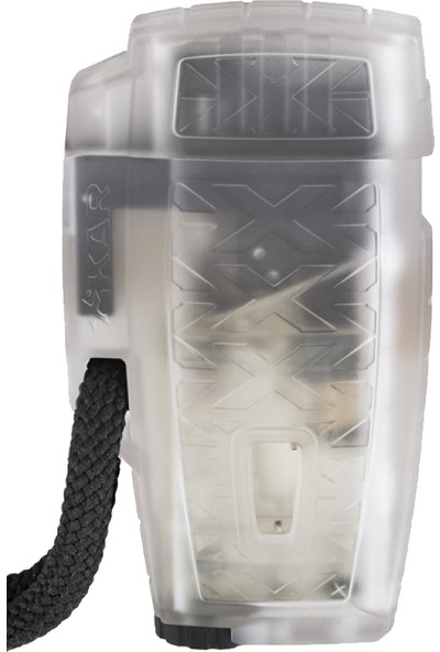 Xikar Stratosphere Lighter Clear Çakmak