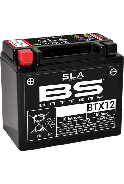 Bs BTX12-BS Sla Motorsiklet Aküsü