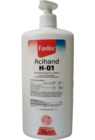 Fastec Acihand Antibakteriyel Sıvı Sabun 1 Lt