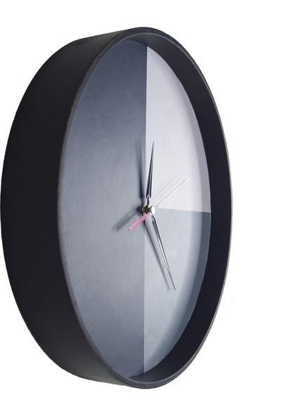 Akyıldız Tasarım Vera Duvar Saati AKS30-B12