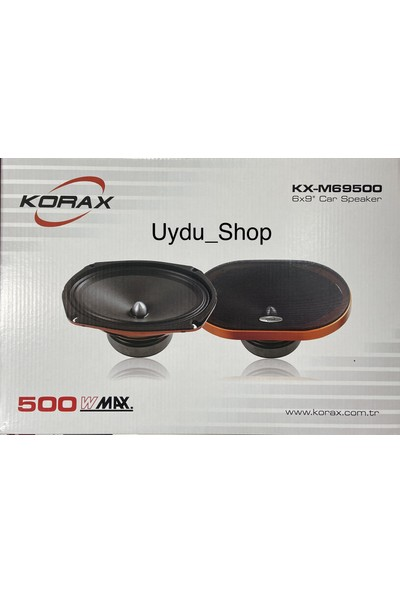 Korax KX-M69500 Oto Hoparlör