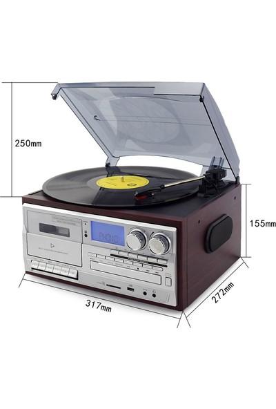 Looptone TR-18CD Pikap Kasetçalar Müzik Seti