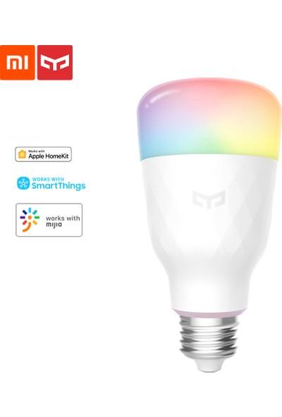 Xiaomi Yeelight Akıllı LED Ampul 1 S Renkli Sürüm YLDP13YL