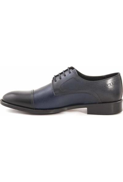 Mocassini Deri Bağcıklı Erkek Klasik Ayakkabı M1-9592