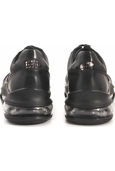 Mocassini Deri Bağcıklı Erkek Spor & Sneaker 4298X