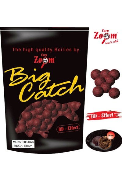 Cz 7347 Big Catch Boilies 18 mm Monster Yengeç