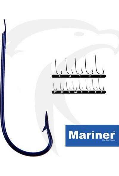 Mariner 15220 No: 5 Mavi Iğne (100'LÜ)