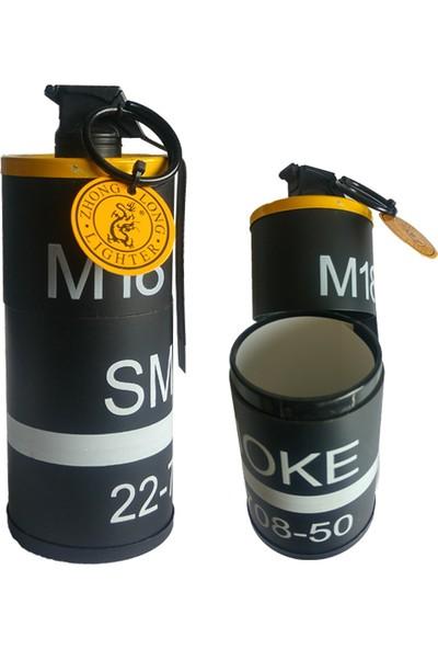 ZL-860 Şekilli Sigaralıklı Çakmak