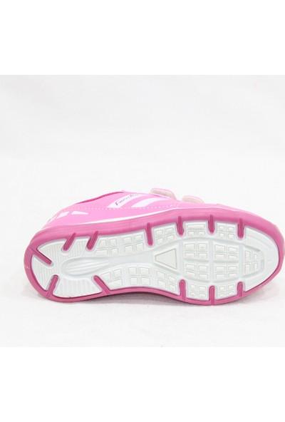 Faculty Pembe Beyaz Kız Çocuk Spor Ayakkabı