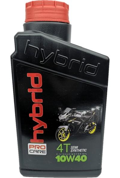 Hybrid 10W/40 Semi-Synthetic Motor Yağı 1 lt